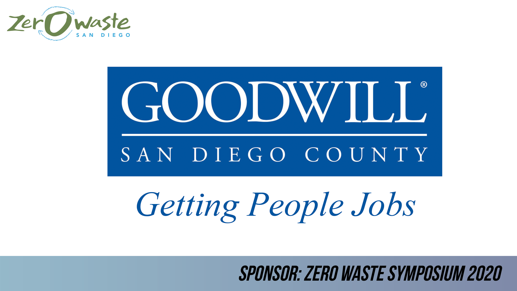 Goodwill San Diego