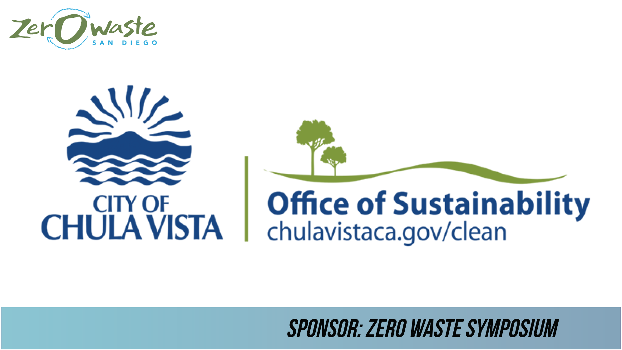 City of Chula Vista Office of Sustainability